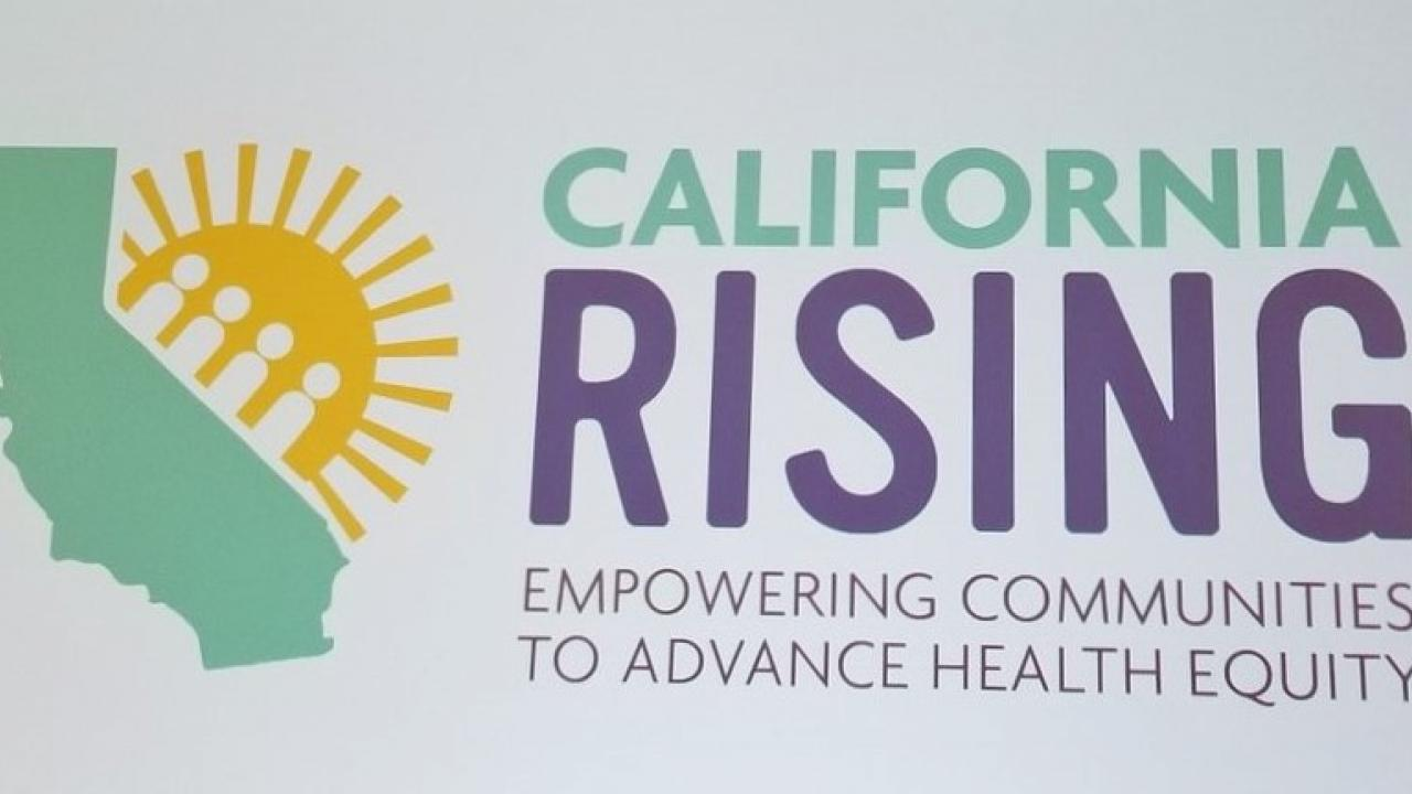 California Rising 2019 logo